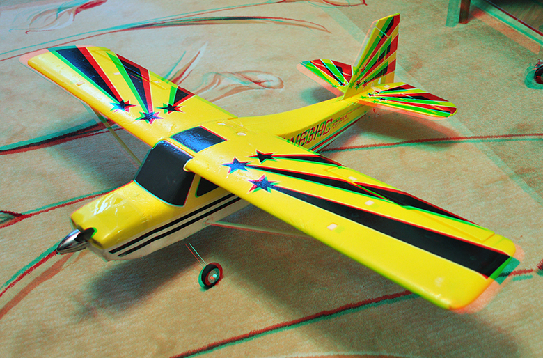Art-tech Decathlon Airplane